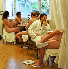 Gay nudist accommodation uk